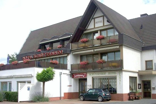 Hotel garni Schuetzenhof