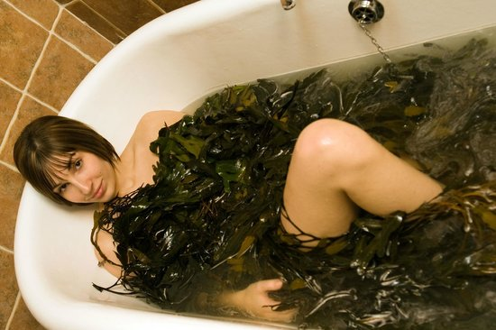 Strandhill, Irland: Voya Seaweed Baths