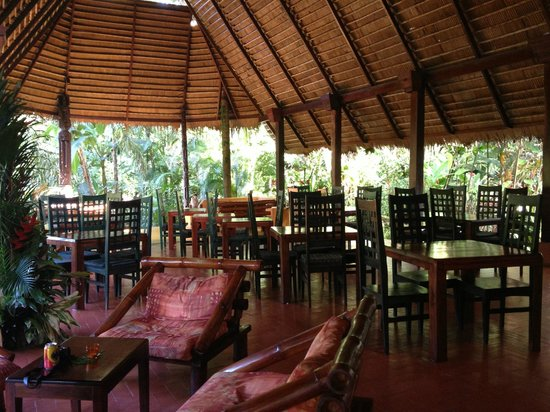 Hotel Shawandha Lodge: Dining area