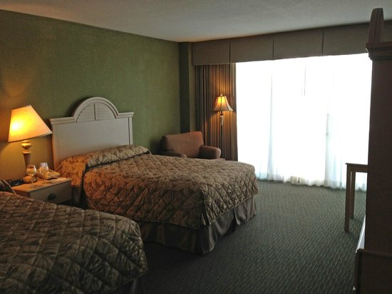 South Shore Harbour Resort and Conference Center: Our Room