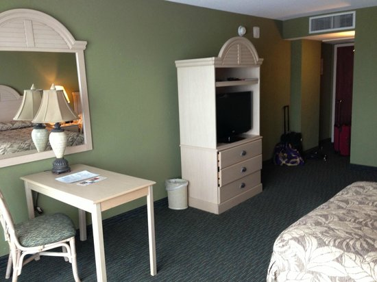 South Shore Harbor Resort and Conference Center: Our Room