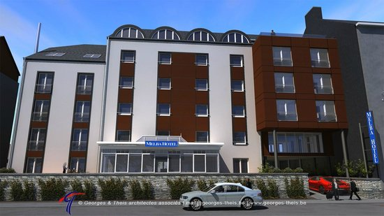 Photo of Best Western Hotel Melba Bastogne