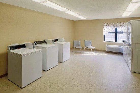 Extended Stay America - Greenville - Airport: On-Premise Guest Laundry