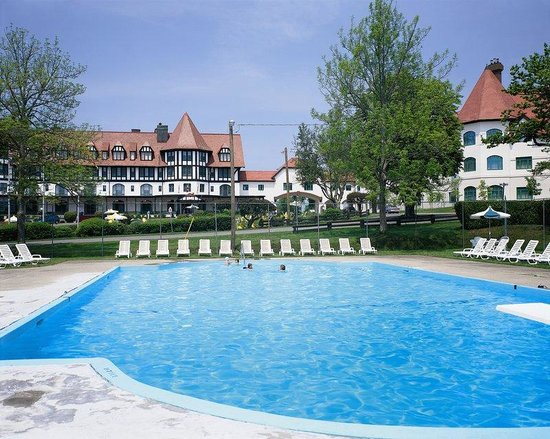 The Algonquin Resort - St. Andrews by-the-Sea: Algonquin Pool
