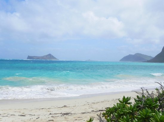 Hale 'Nalo Beach Rentals:                   Quiet beach only moments from the Zen