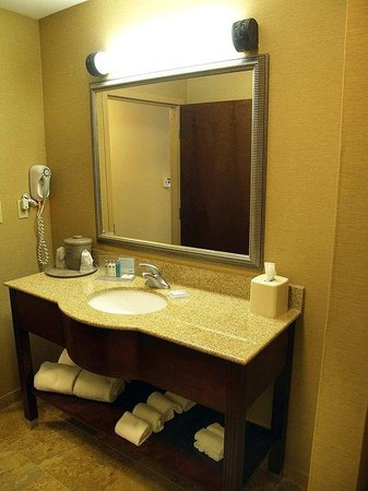 Hampton Inn & Suites - Opelika: Bathroom Vanity