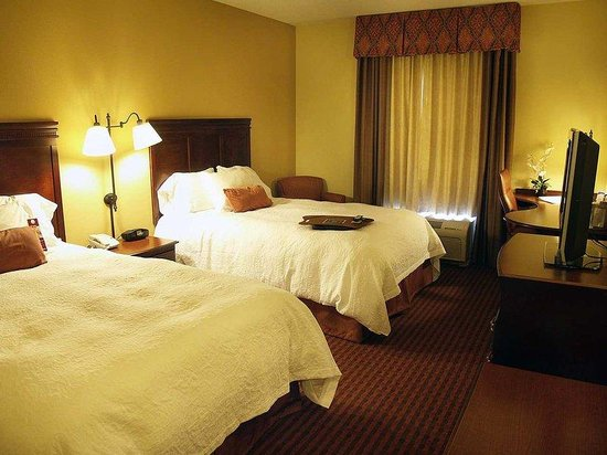 Hampton Inn & Suites - Opelika: Two Queen Beds