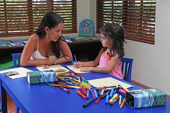 JW Marriott Guanacaste Resort &amp; Spa Costa Rica: Kids club Mom and Daugther
