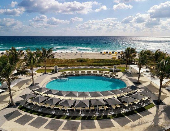 Boca Beach Club, A Waldorf Astoria Resort : Outdoor Pool