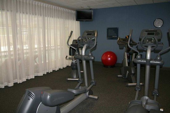 Hampton Inn & Suites Wilkes-Barre: Fitness Center
