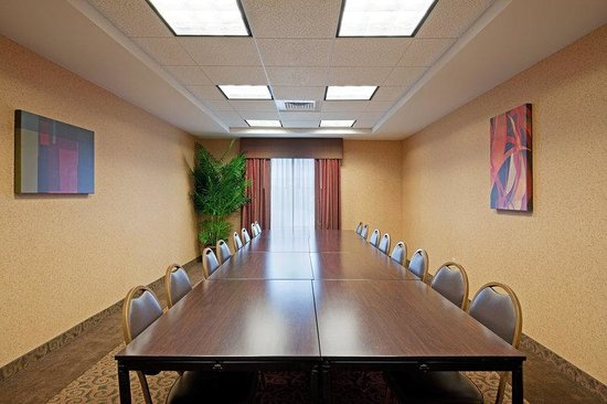 Malone, NY: Meeting Room