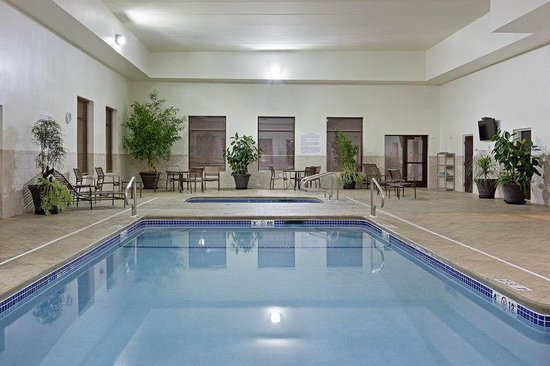 Malone, NY: The largest indoor swimming pool in the area