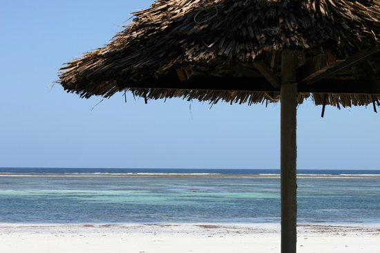 Diani Sea Lodge:                   beach