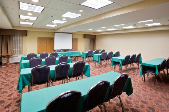 Hampton Inn Sturbridge: Meeting Room