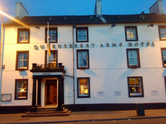 Annan, UK:                   top class hotel, reasonable prices, top notch food,