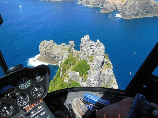 Salt Air Tours:                   Up up and away