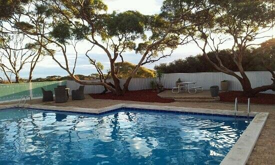 Eucla Motel Pool