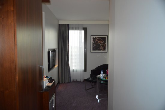 Crowne Plaza Amsterdam South Room