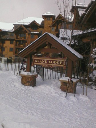 写真Grand Lodge on Peak 7枚