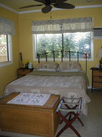 Maui Homestay B&B: The sleeping area