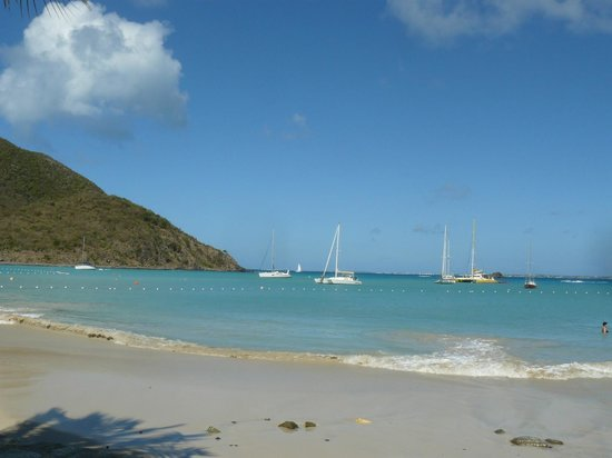 Radisson Blu Resort, Marina & Spa St. Martin:                   Part of the cove