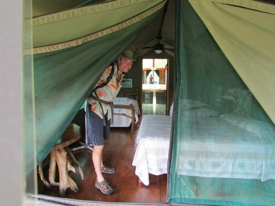 Rafiki Safari Lodge: would've loved to spend the night here