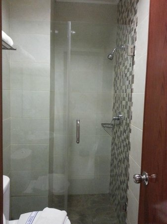 Hotel 88 Embong Kenongo: Shower looks new and works well