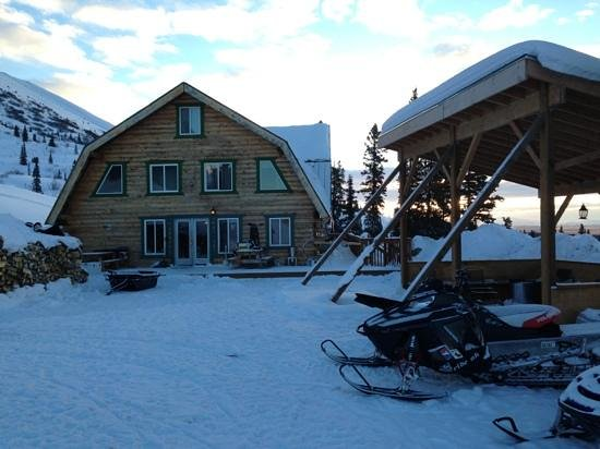 ‪‪Cantwell‬, ‪Alaska‬:                                     Alpine Creek Lodge