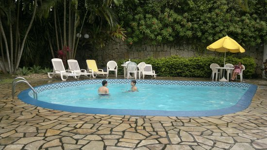 Hotel Plaza Baia Norte: Piscina.