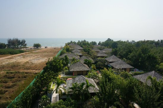 Yaiya Hua Hin:                   View on the sea
