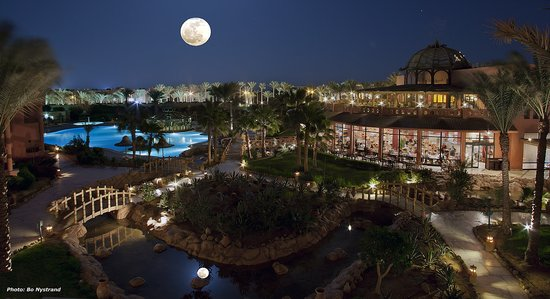 Park Inn by Radisson Sharm El Sheikh Resort: Full Moon