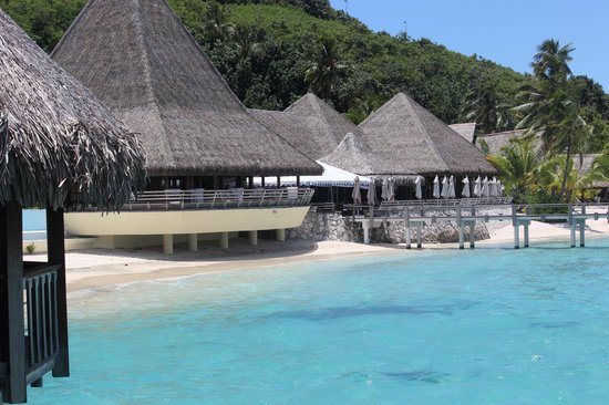 Sofitel Moorea Ia Ora Beach Resort:                   from our room