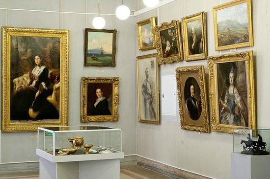 Volgograd Museum of Fine Arts named after I. Mashkov