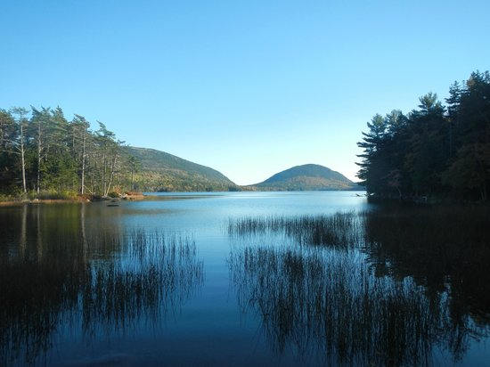 BEST WESTERN Acadia Park Inn:                   Eagle Lake at Acadia National Park