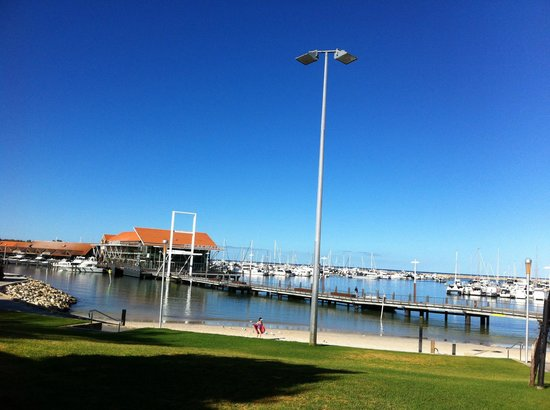 Hillarys, Australia: Jetty