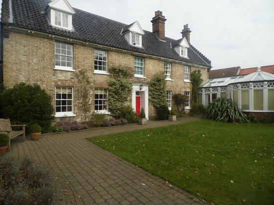 Incleborough House Luxury Self Catering: house