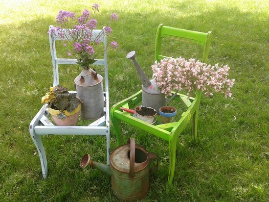 old duncan fife funky garden accessories picture of