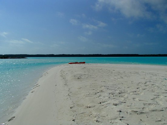 Exuma Vacation Cottages:                   Find your space...