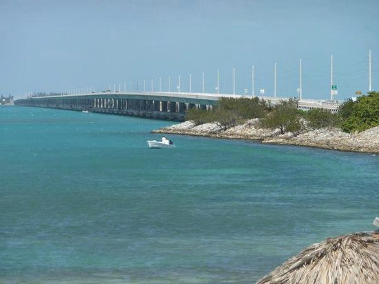 Pool Picture Of Bayview Inn Motel And Marina Conch Key
