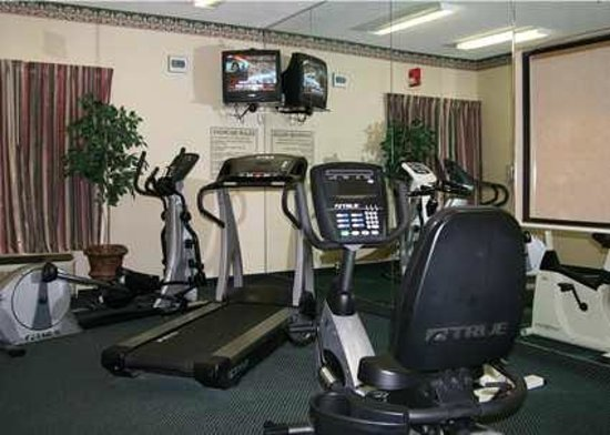 Hampton Inn Kerrville: Fitness Center