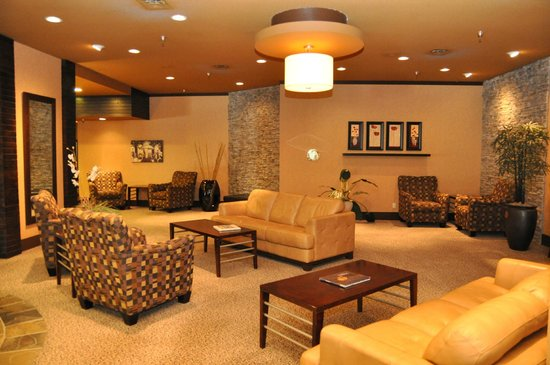 Prestige Mountain Resort Rossland : Entrance Lobby