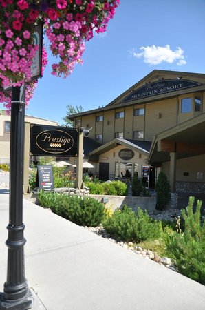 Prestige Mountain Resort Rossland