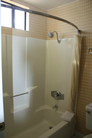 BEST WESTERN PLUS Anaheim Inn:                   Main shower area