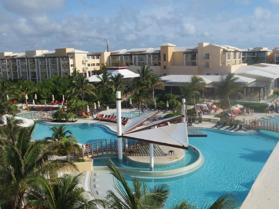 View From Our Tropical View Room Picture Of Now Jade