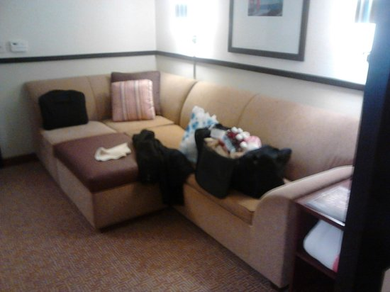Hyatt Place Jacksonville Airport:                   SOFA