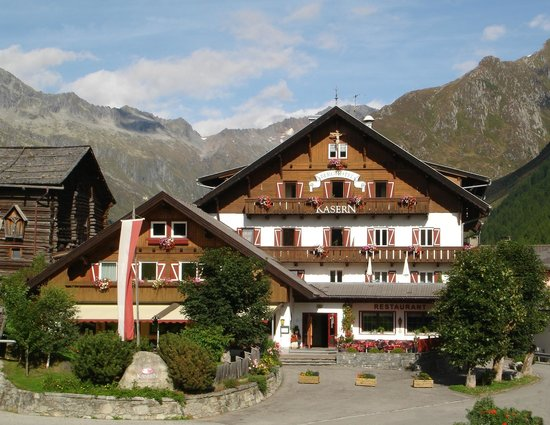 Berghotel Kasern