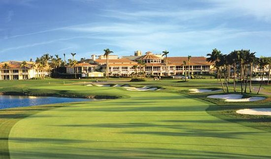 Doral, FL:                   Great Finishing Hole