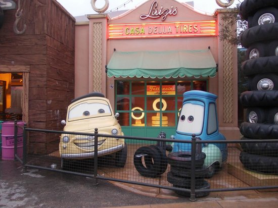 Photos of Walt Disney Studios Park, Marne-la-Vallee