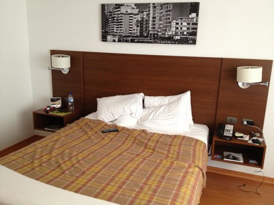 Casa Andina Select Miraflores:                                     the room 315