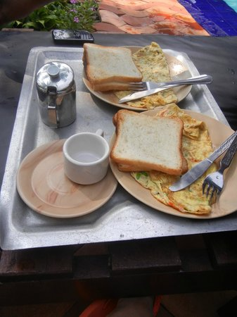 Dona Julia Resort: Breakfast @ Dona Julia